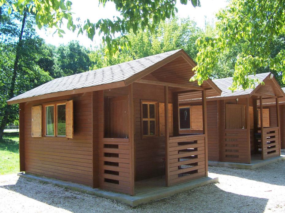 Christeens tábor faház szállás